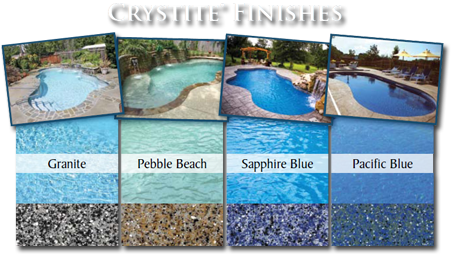 Crystite Finishes